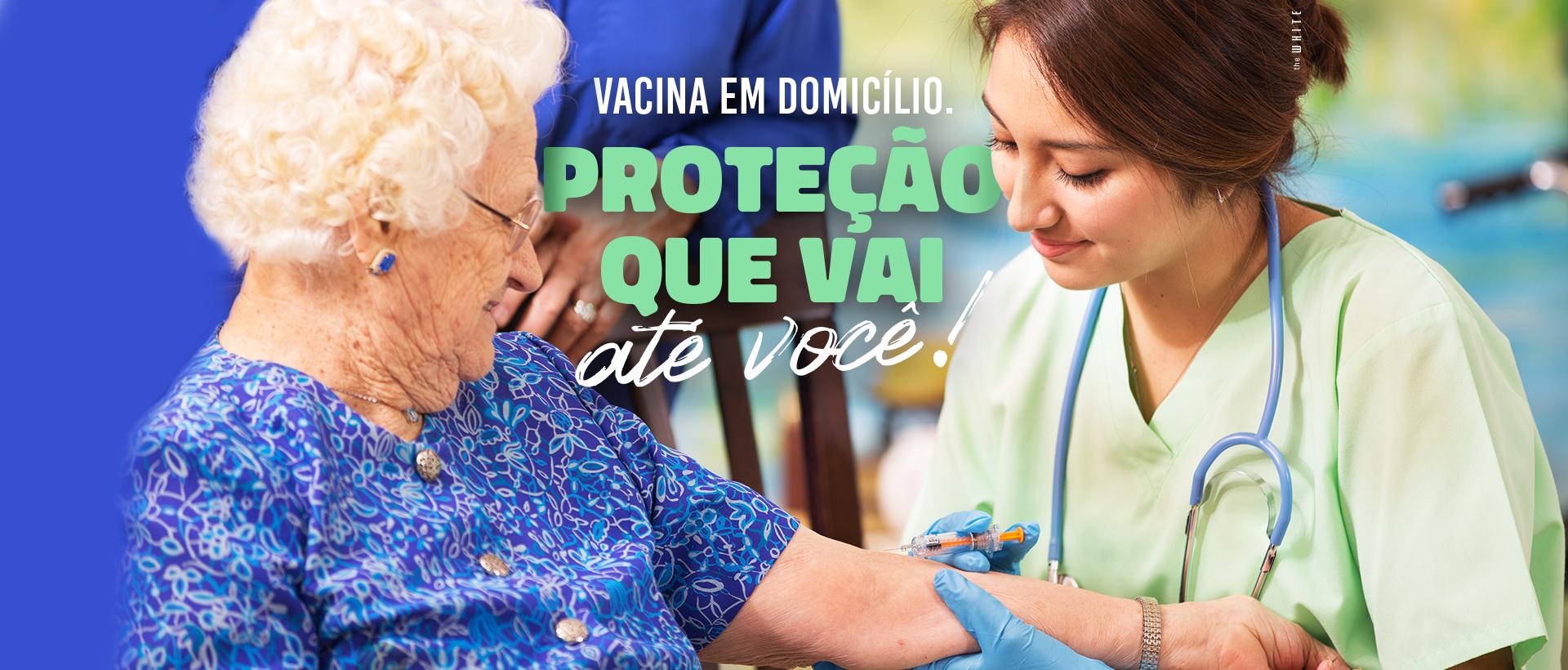 Vacinar em Domicilio